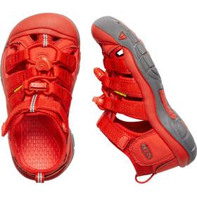 Keen Newport H2 Sandals Kids Firey Red
